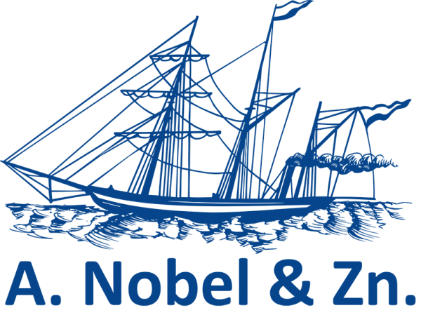 A. Nobel en Zn.